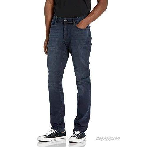 William Rast Men's Dean Slim Straight Leg Jean